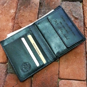 Черное портмоне Wenger