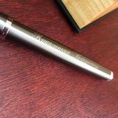 Ручка Parker, оружейная сталь