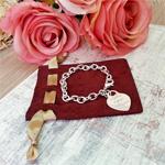 Серебряные браслеты с любой надписью