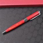 Шариковая ручка Pierre Cardin Liberty с гравировкой, цвет красный